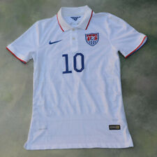 Nike 2014 Usa National Soccer Team Landon Donovan #10 Women Jersey Size S.