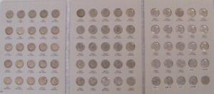 1965~1999 PD Roosevelt Dime Run 67+ Coin Run Harris Set US Mint Lot
