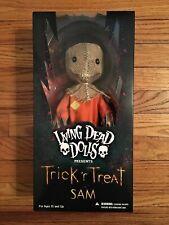 Mib Mezco Toyz Living Dead Dolls Sam Trick 'r Treat Figure 2016 Halloween Horror