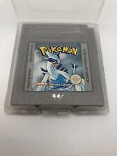 Pokémon: Silberne Edition (Nintendo Game Boy Color, 2001) TOP ZUSTAND! Speichert