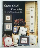 Cross Stitch Pattern Book #5 Favorites by Graphique Needle Arts