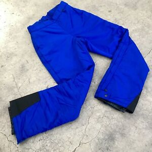 RaRe Vintage THE NORTH FACE Summit Series Extreme Snow Sky Pants FullZip Pants S