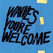 Wavves - You're Welcome [New Vinyl LP] Blue, Colored Vinyl, Ltd Ed