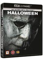 Halloween (2018) 4K UHD + Blu Ray