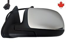 Side mirror for Chevy Silverado GMC Sierra 99 00 01 02 heated Left  Door Mirror