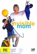 INVISIBLE MOM * DEE WALLACE STONE * NEW & SEALED DVD