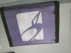 NOS O'neal Oneal Emblem Logo Purple Wallet