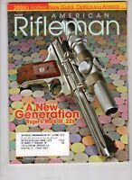 American Rifleman Magazine NRA April 2005 Ruger Mark 3 Hunter .22