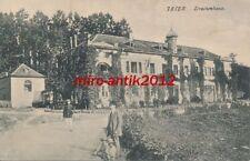 AK, Foto, Trier - Blick auf das Drachenhaus, 1916; 5026-83