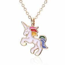 Animal Horse Necklace Pendant Women Girls Children Kids jewelry Party
