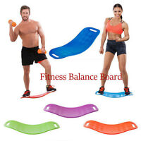 Fitness Balance Board Sport Leg Core Gym Workout Board Trainer Crossfit Exercise