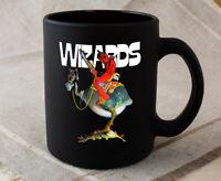 Wizards Mug Retro Animated Animation Movie Ralph Bakshi Black Coffee Tea Cup Mug