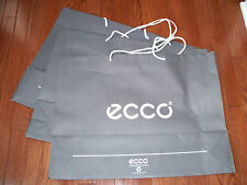 Lots of 3 Pcs Ecco Paper Bags Xl, New without Tag