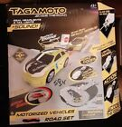 Tagamoto Code the Road 20-Piece Toll Booth Road Set