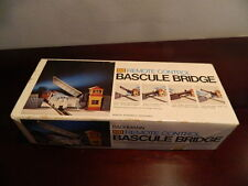 Remote Control HO Bachmann Bascule Bridge Kit - # 3026 - Instructions Included