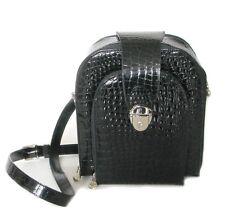 RAPHAEL Crocodile Alligatorg Man's Bag Shoulder Bag UNISEX handbag Made in ITALY