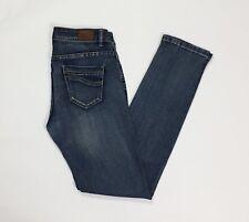Norfy jeans donna usato skinny stretch w28 tg 42 aderenti vita alta hot T3518