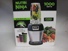 NUTRI NINJA PRO  900w PROFESSIONAL BLENDER MODEL BL450 w/ COOKBOOK