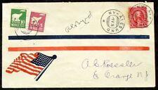 s807) Flug zum Nordpol - Beleg NY-Alesund 9.V.26 mit Autogramm Richard Byrd