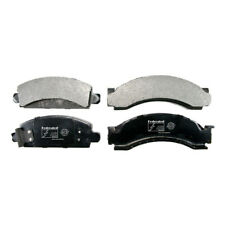 Disc Brake Pad Set Front,Rear Federated MD149