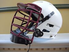 CASCADE Lacrosse Helmet w/ mask cage & chin-cup-ADULT