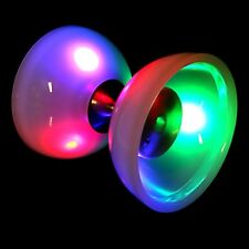 Lunar-spin Diabolo with LED Light Kit - Without Diablo Handsticks - Circus Glow