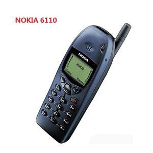 Nokia 6110 Unlocked Original Mobile Phone 2G GSM 900