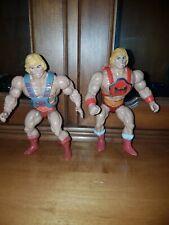 Vintage Mattel MOTU He-Man & ThumderPunch He-Man