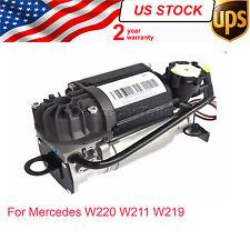 Mercedes W220 W211 W219 E550 AIRMATIC SUSPENSION COMPRESSOR AIR PUMP 2203200104