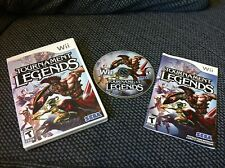 Tournament of Legends  (Wii, 2010)COMPLETE