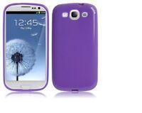 Etui housse coque de protection en gel coloré incassable pour Samsung Galaxy S3