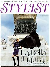 Exclusive Collectors' Edition: The Milan Issue - Stylist Magazine – 14 November