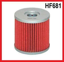 260681 FILTRO DE ACEITE ADAPTABLE HYOSUNG GT 650 COMETA ÁGUILA GV 650 HF681