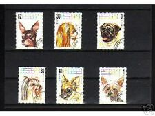 0929++BULGARIE   SERIE TIMBRES  CHIENS  N°1