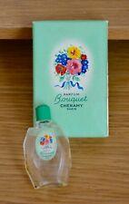 Parfum Ancien CHERAMY - Bouquet Flacon vide et sa Boite