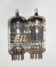 12AU7 ECC82 Amperex Pair