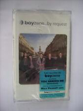 BOYZONE - BY REQUEST - MUSICASSETTA SIGILLATA 1999 ITALY