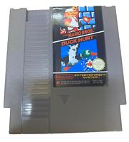 Super Mario Bros / Duck Hunt Nintendo NES PAL