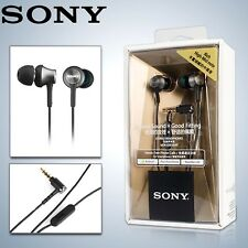 Genuine original Sony MDR-EX650AP Headphones In Ear Earphone with Mic&Control