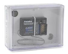 FUTABA R2004GF 4CH 4 CHANNEL 2.4GHZ FHSS S-FHSS RECEIVER RX 4PL FUTL7617 2PL !!!