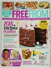 Free From Recipes Ideas Dinner Party Easy Cooking Mar Apr 2016 FREE SHIPPING JB