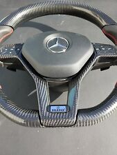 Mercedes Benz  Brabus CARBON FIBER STEERING WHEEL w212, w204, w218, w231, w172