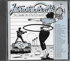 """RARO CD FUORI CATALOGO 1988 """" INTERNATIONAL GRAFFITI VOL.2 """""""
