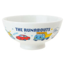 The Runabouts Ceramic Rice Bowl Friends Sanrio Japan
