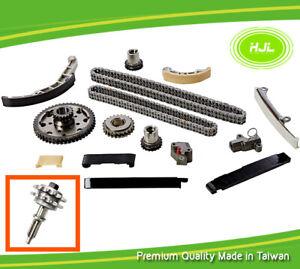 Timing Chain Conversion Kit Duplex+Vacuum Pump Gear For Nissan Navara 2.5 YD25