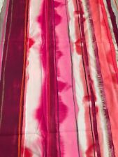 152cm HARLEQUIN Demeter cotton curtain upholstery fabric remnant