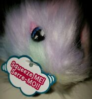 Squeezamals Series 2: Fifi the Furball slow rise FREESHIPPING plush toy pets