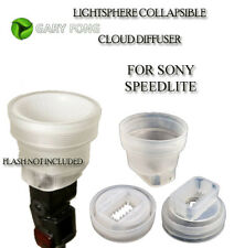 Gary Fong lightsphere CLOUD Collapsible FOR SONY HVL-F58AM HVL-F56AM HVL-F43AM