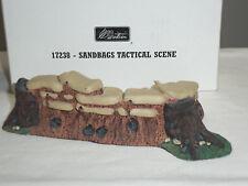 William Britain Sandbags Tactical Scene Boxed Item Number 17238