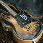 Guitar Factory Custom Electric Guitar Retror S R V Standard Guitar Fast shipping for sale